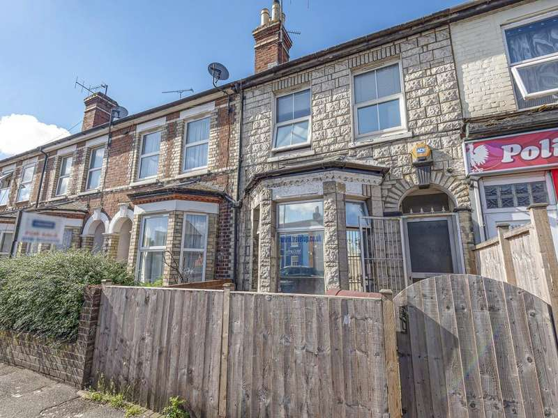 4 Bedrooms Terraced House for sale in Oxford Road, Reading, RG30