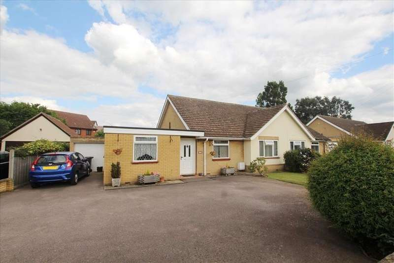 3 Bedrooms Semi Detached Bungalow for sale in Everton Road, Potton, SG19