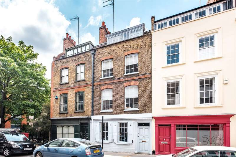 6 Bedrooms Terraced House for sale in Britton Street, London, EC1M