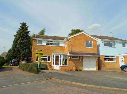 5 Bedrooms Detached House for sale in Crediton Close, Wigston, Leicester, Leicestershire