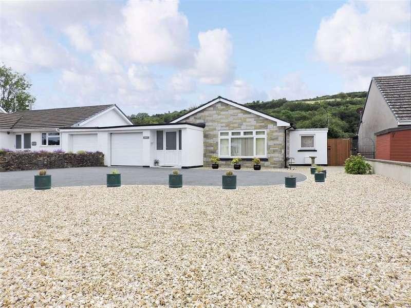 3 Bedrooms Detached Bungalow for sale in Dinas Cross, Newport