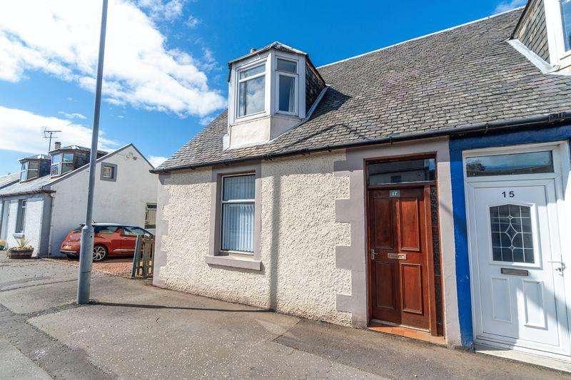 1 Bedroom Flat for sale in 17 Joppa, Coylton, KA6 6JW