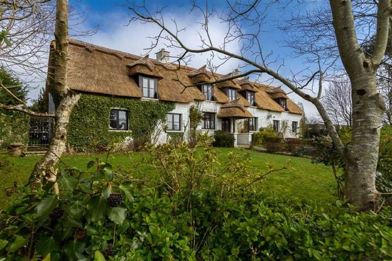 5 Bedrooms Cottage House for sale in Moulton, Moulton Barry, Vale Of Glamorgan