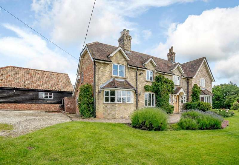 4 Bedrooms Detached House for sale in Little Staughton Road, Bedford