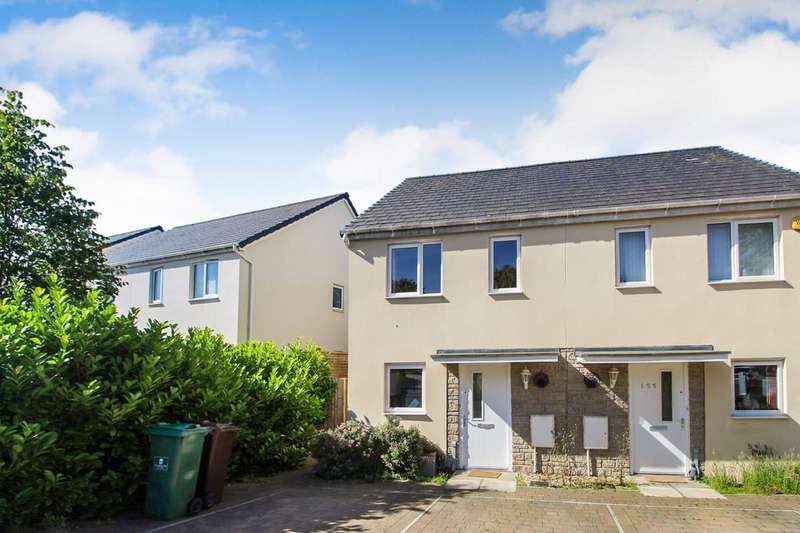 2 Bedrooms Semi Detached House for sale in Foliot Road, Plymouth