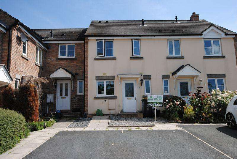 2 Bedrooms Terraced House for sale in The Squirrels, Drybrook