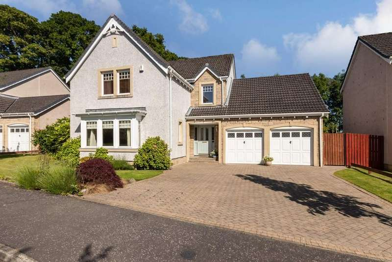 4 Bedrooms Detached House for sale in 21 Adia Road, Torryburn, KY12 8LB
