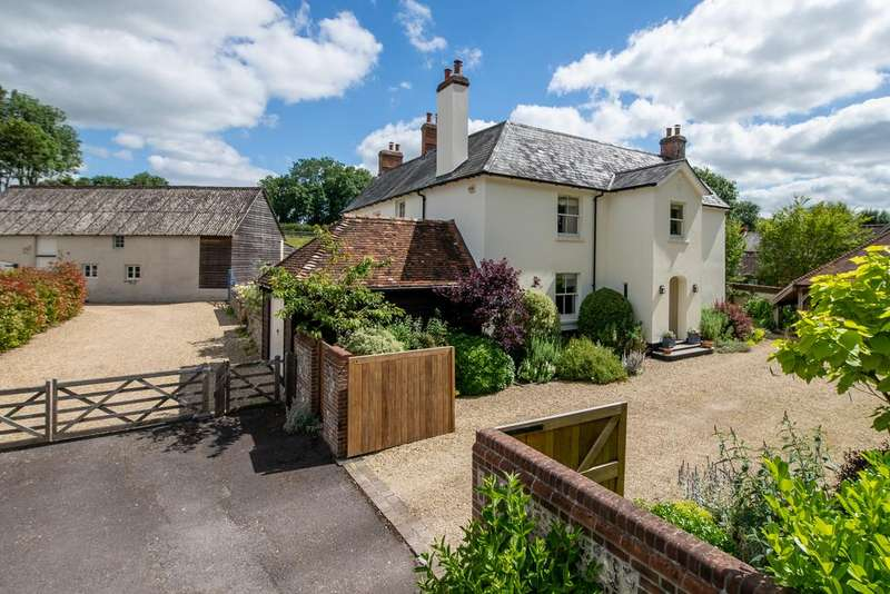 6 Bedrooms House for sale in Over Wallop, Stockbridge, Hampshire SO20
