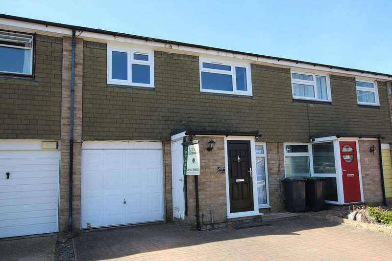 3 Bedrooms Terraced House for sale in Southland Rise, Langford, Biggleswade, SG18