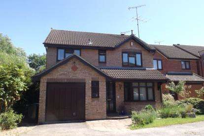 4 Bedrooms Detached House for sale in Copdock, Ipswich, Suffolk