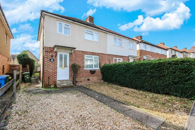 3 Bedrooms Semi Detached House for sale in Wokingham Road, Bracknell