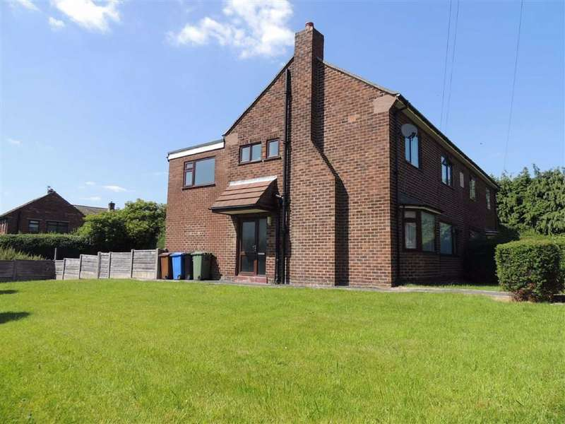 5 Bedrooms Semi Detached House for sale in Hibbert Lane, Marple, Stockport