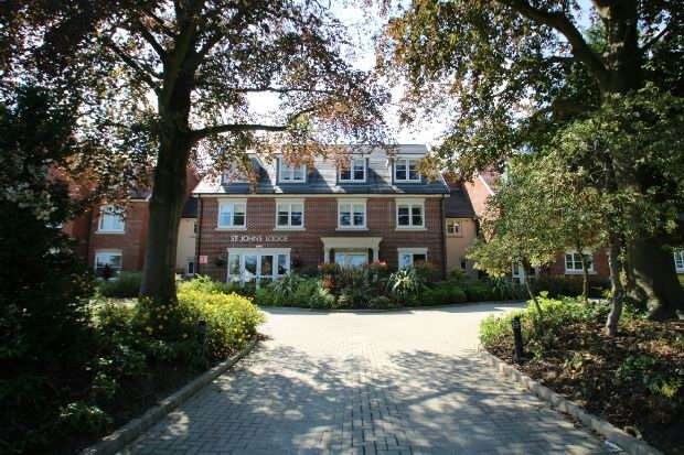 2 Bedrooms Retirement Property for sale in Thorley Lane, Timperley
