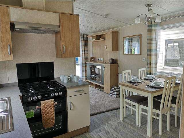 3 Bedrooms Caravan Mobile Home for sale in Brynowen Holiday Park Ceredigion