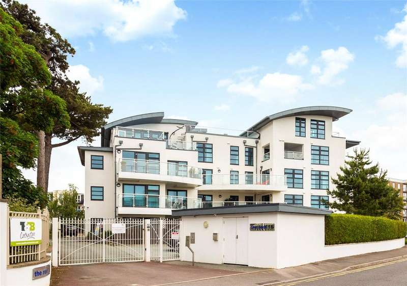 3 Bedrooms Penthouse Flat for sale in Boscombe Spa Road, Bournemouth, BH5