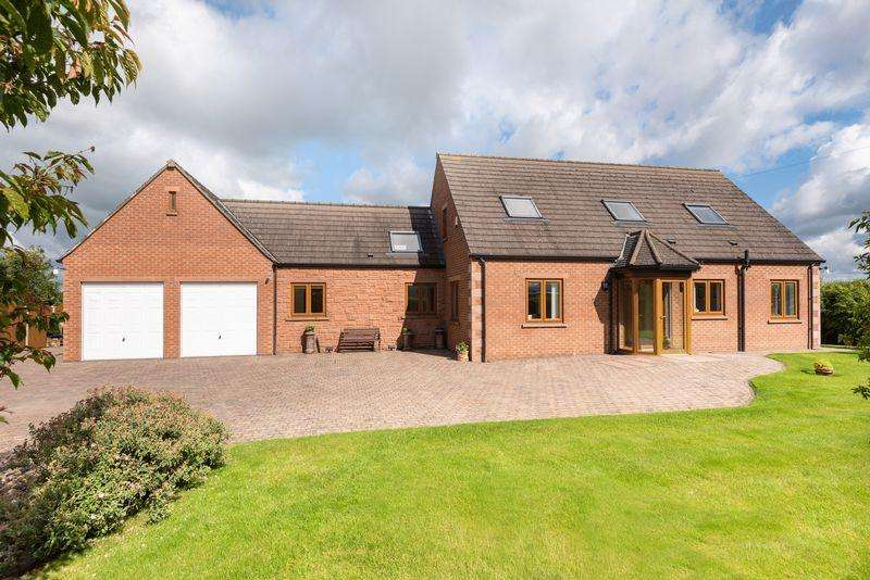 4 Bedrooms Detached House for sale in Newby East, Carlisle