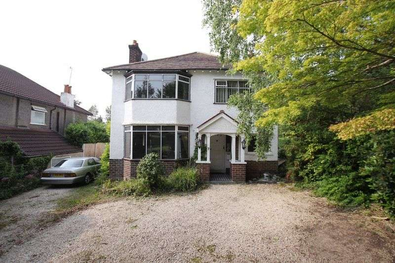 4 Bedrooms Property for sale in West Road, Oxton, Wirral
