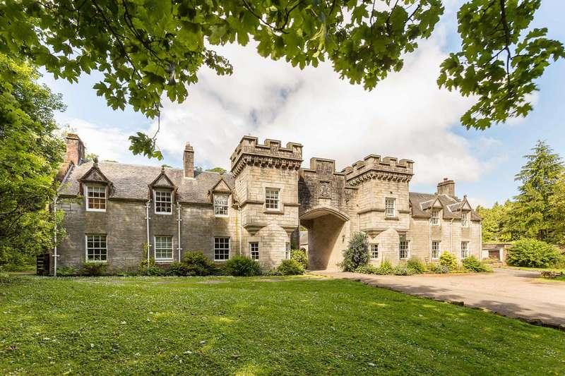 2 Bedrooms Villa House for sale in Inzievar Courtyard, Oakley, Dunfermline, Fife, KY12 8HB