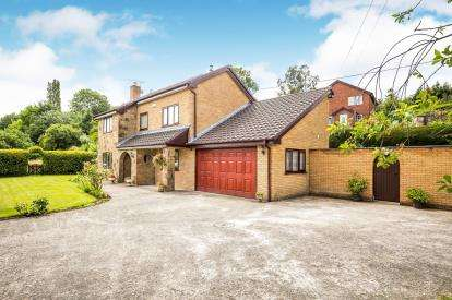 4 Bedrooms Detached House for sale in High Street, Bagillt, Flintshire, North Wales, CH6