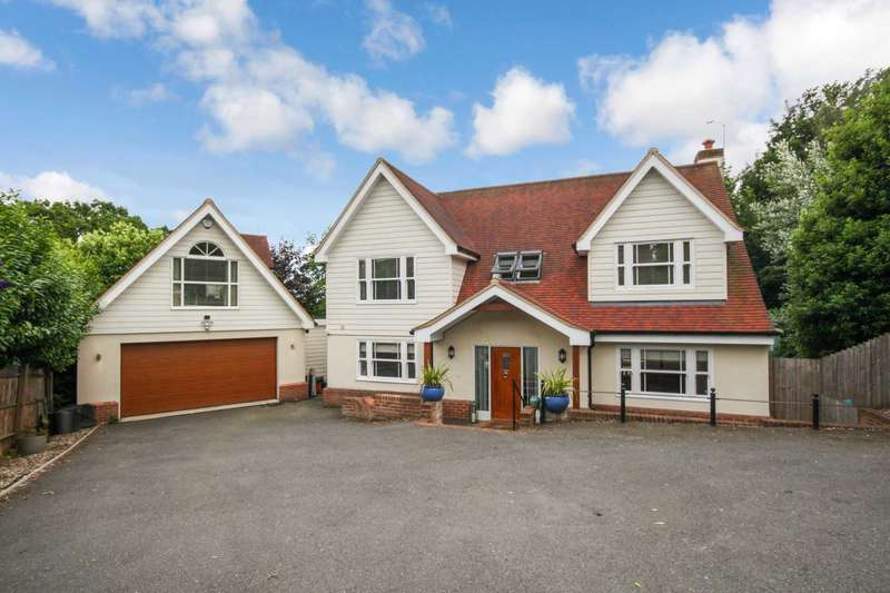 5 Bedrooms Detached House for sale in HIGHLAND GROVE, BILLERICAY