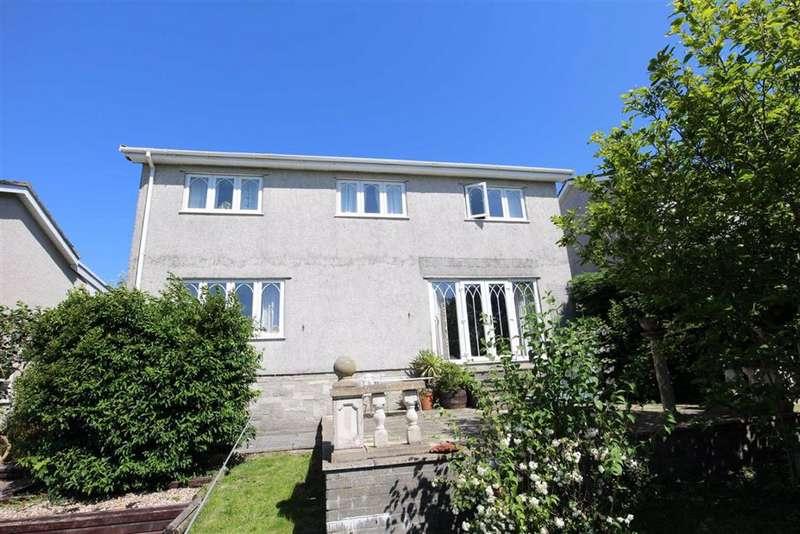 4 Bedrooms Detached House for sale in Cefn Esgair, Llanbadarn Fawr, Aberystwyth