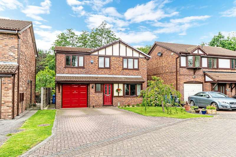 5 Bedrooms Detached House for sale in Great Riding, Norton, Runcorn, WA7
