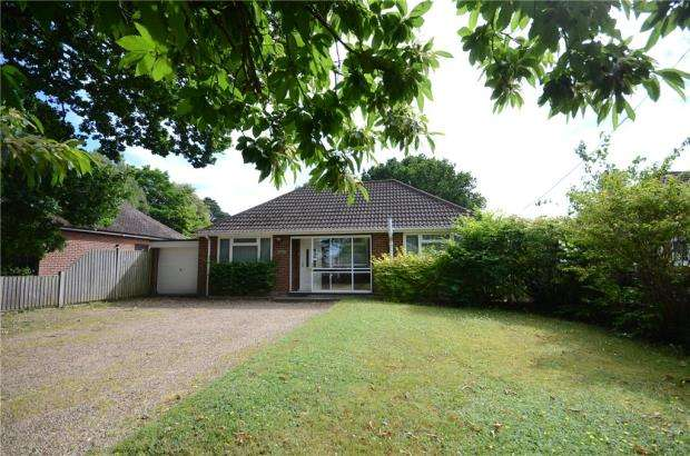 3 Bedrooms Detached Bungalow for sale in Barkham Ride, Finchampstead, Wokingham