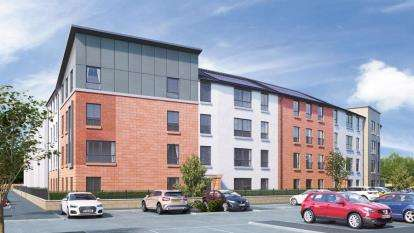 2 Bedrooms Flat for sale in Richmond Gate, Oatlands