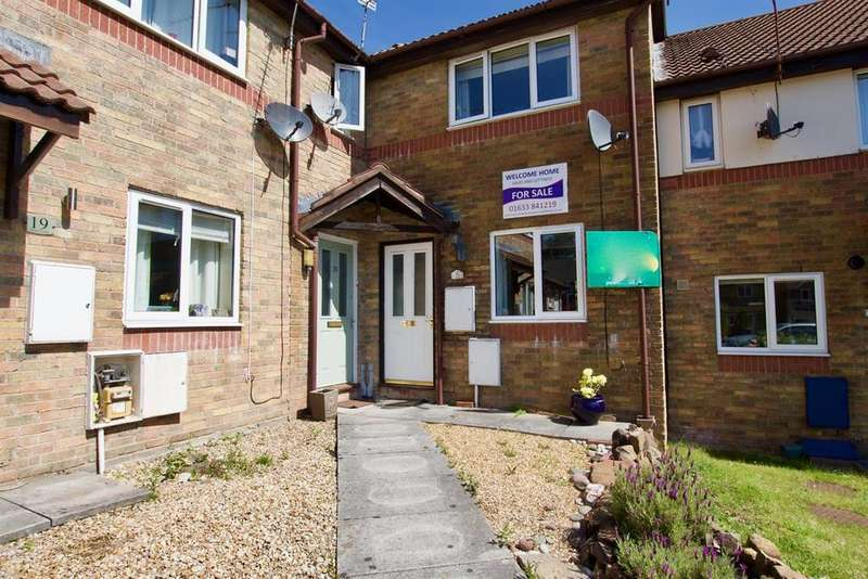 2 Bedrooms Terraced House for sale in Dean Court, Henllys, Cwmbran, NP44