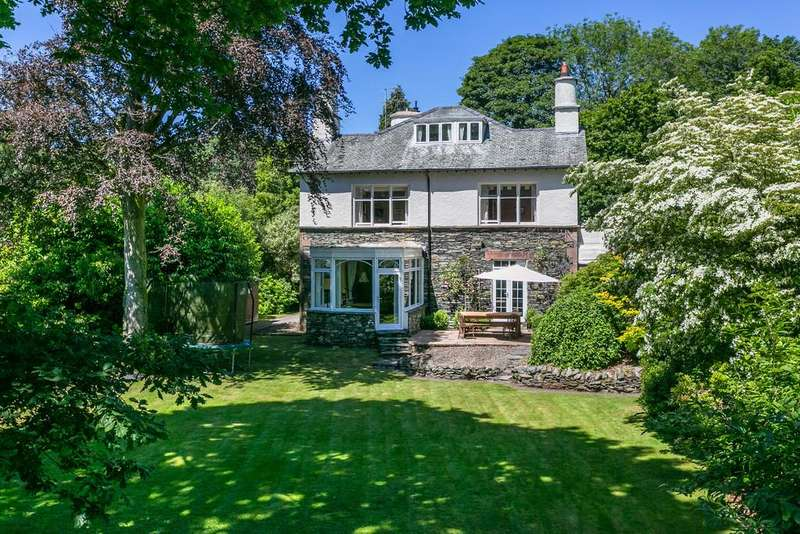5 Bedrooms Detached House for sale in Ashdown House, Windermere, Lake District, Cumbria LA23 2DB