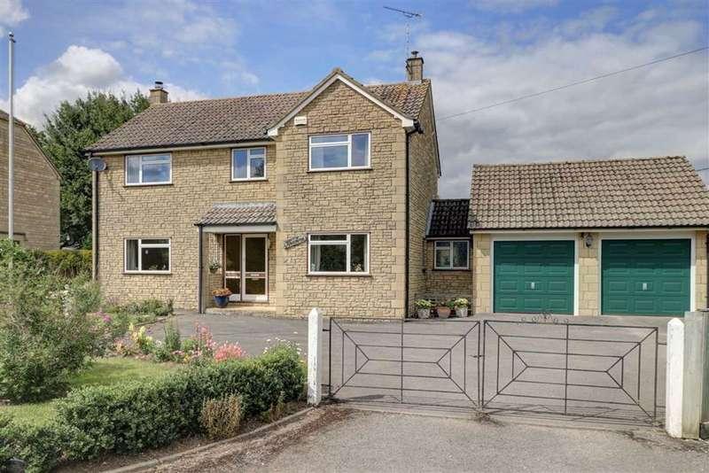 4 Bedrooms Property for sale in Knockroe, Dauntsey Road, Great Somerford