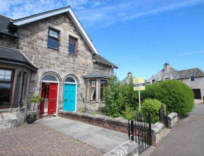 3 Bedrooms Semi Detached House for sale in King Edward Street, Markinch