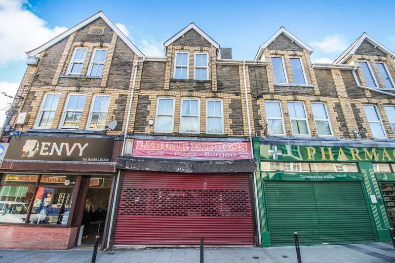 2 Bedrooms Commercial Property for sale in Church Street, Abertillery, NP13