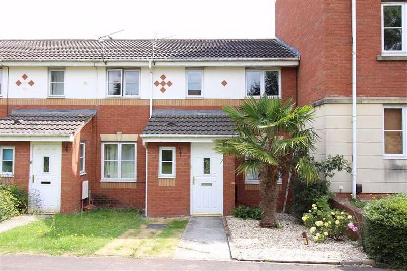 2 Bedrooms Terraced House for sale in Julius Close, Emersons Green, Bristol