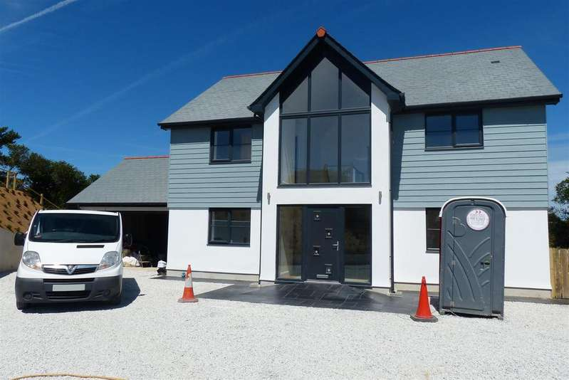 4 Bedrooms Detached House for sale in Rose, North Cornish Coast