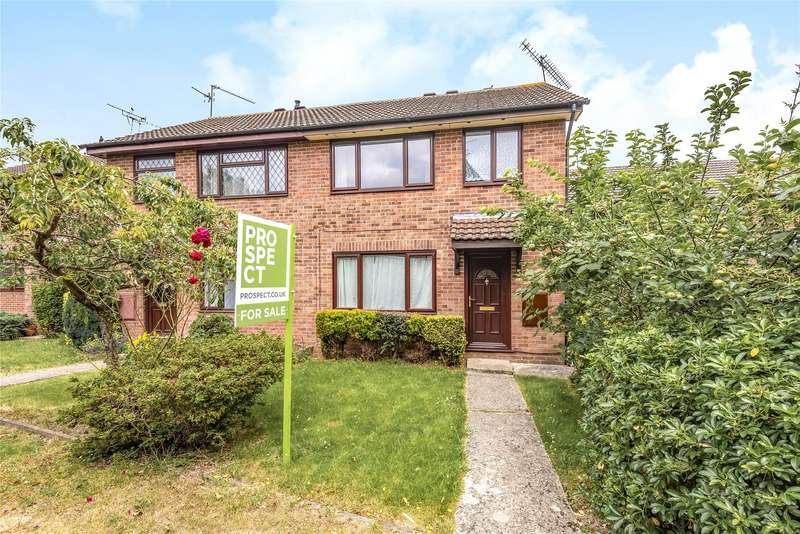 3 Bedrooms House for sale in Dunkirk Close, Wokingham, Berkshire, RG41