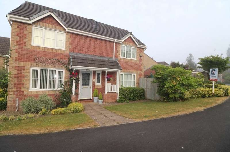 4 Bedrooms Detached House for sale in Westacott, Barnstaple