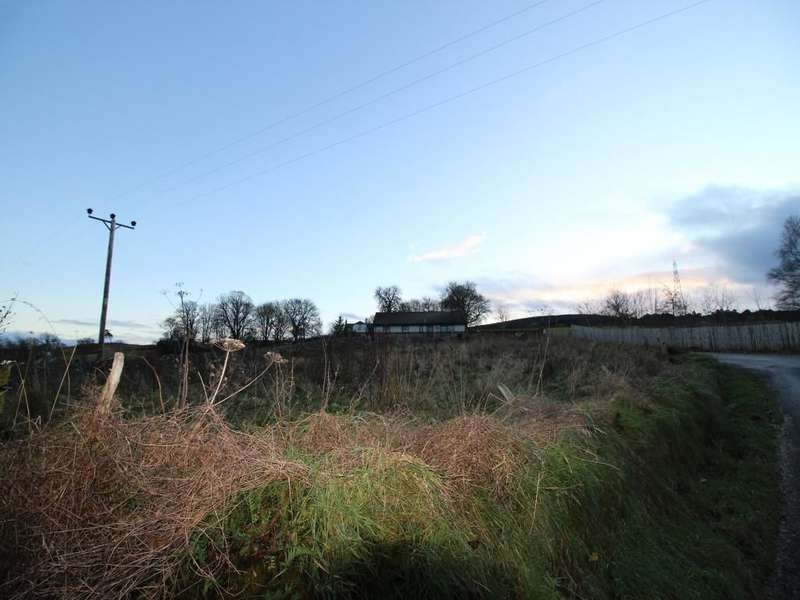 Land Commercial for sale in The Plot Kincardine Hill, Ardgay, IV24