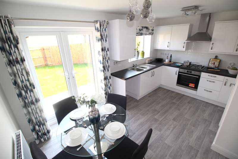 3 Bedrooms Semi Detached House for sale in Sycamore Grove, Burnley, Lancashire, BB12