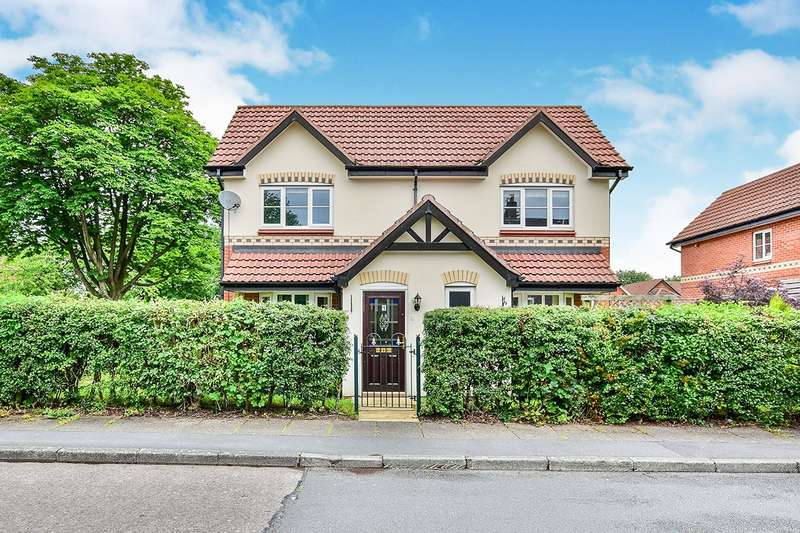 3 Bedrooms Semi Detached House for sale in Crispin Road, Manchester, M22