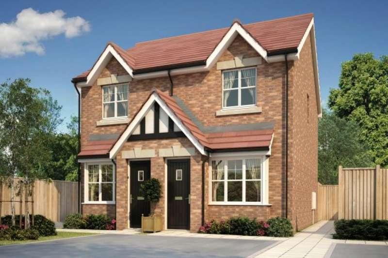 2 Bedrooms Semi Detached House for sale in Thorne Meadows Copp Lane, Great Eccleston, Preston, PR3