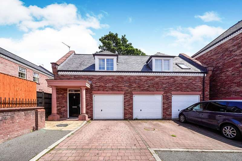 2 Bedrooms Apartment Flat for sale in Woodland View, Hyde, Cheshire, SK14