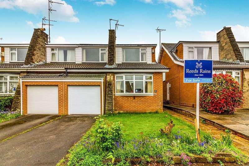 3 Bedrooms Semi Detached House for sale in Melrose Grove, Moorgate, Rotherham, South Yorkshire, S60