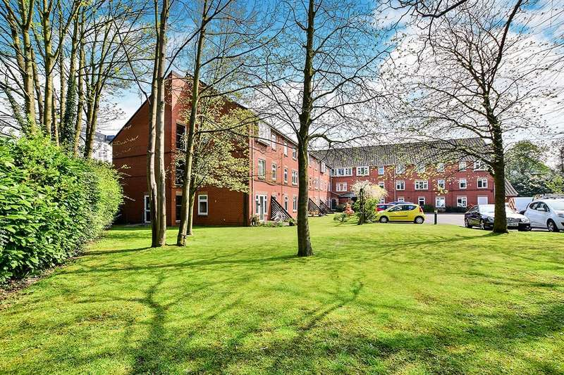 2 Bedrooms Apartment Flat for sale in Oakfield, Sale, Cheshire, M33