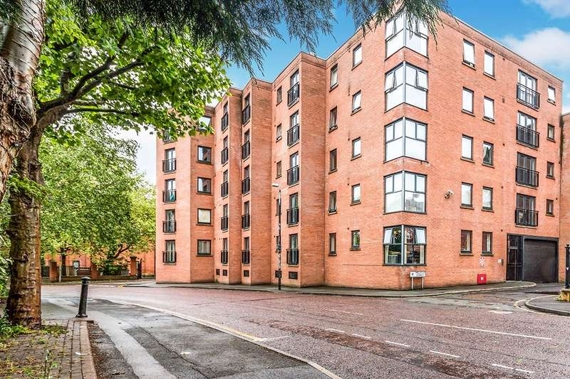 2 Bedrooms Apartment Flat for sale in Central Court, Melville Street, Salford, M3