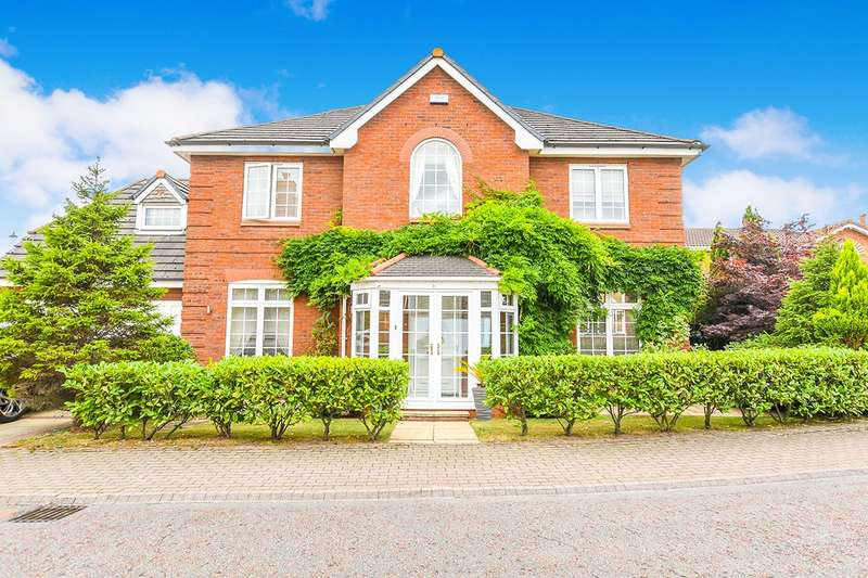 5 Bedrooms Detached House for sale in Stratton Park, WIDNES, Cheshire, WA8