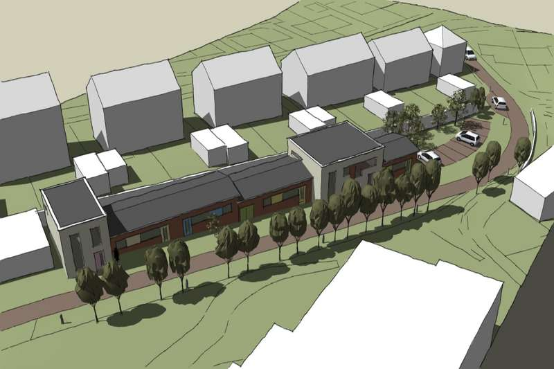 Land Commercial for sale in Pleasant Road, Sheffield, S12