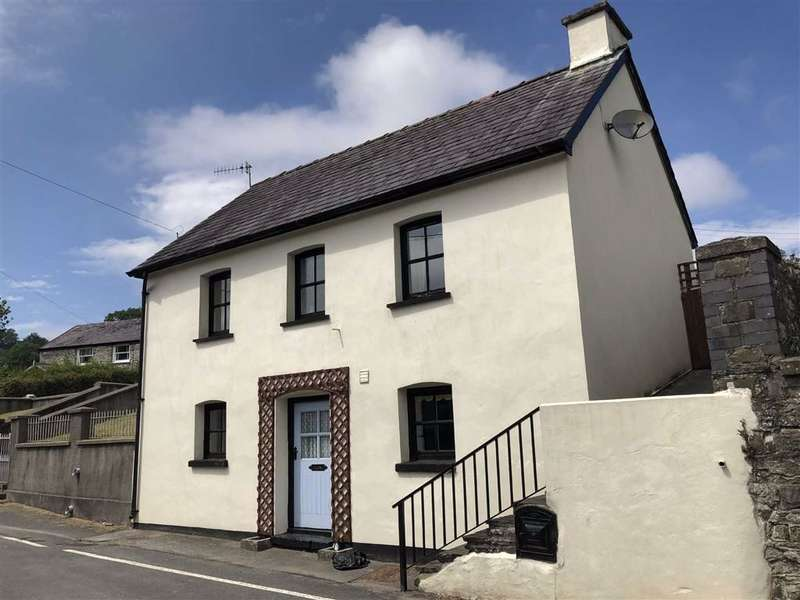 2 Bedrooms Detached House for sale in Abergorlech, Carmarthen
