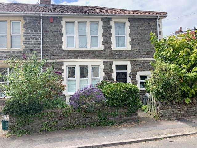 3 Bedrooms House for sale in Hermitage Road, Staple Hill, Bristol, BS16 5JT