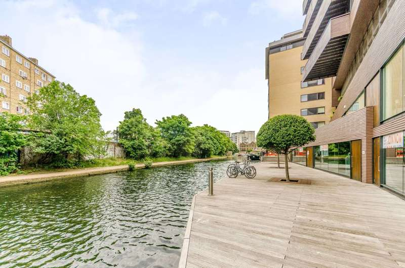 2 Bedrooms Flat for sale in Poole Street, Islington, N1